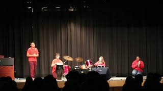 Coffee House 2019 - The Red Jammers