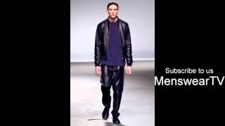 RICHARD NICOLL AW13 Fall 2013 Menswear London Collections Thumbnail