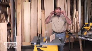 Woodworking Tips - Selecting A Blade For A Table Saw