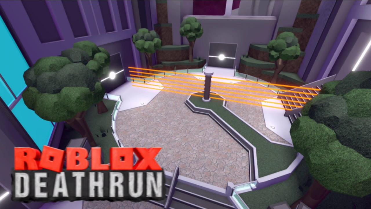 Roblox Deathrun Soundtrack Roblox Deathrun Galactic Terminal Soundtrack Youtube