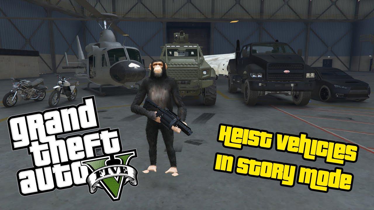 gta v story mode how to start heist