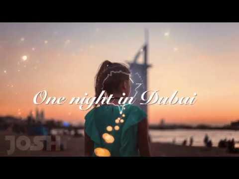 One Night In Dubai [ Lyrics - HD ] Arash ft. Helena