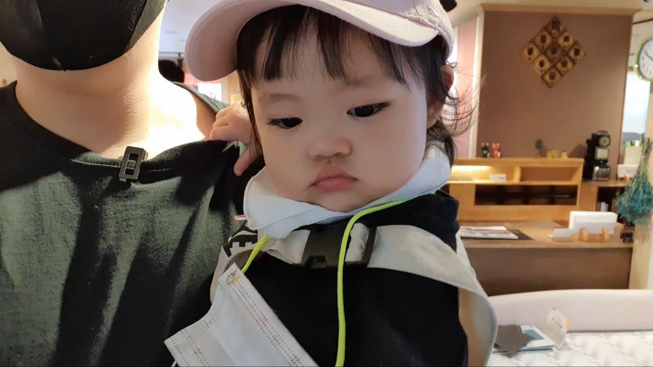 [SUB] 아기와 LG 베스트 샵 방문💰 + 엄마 생일🍰 (15개월 루다 👶)