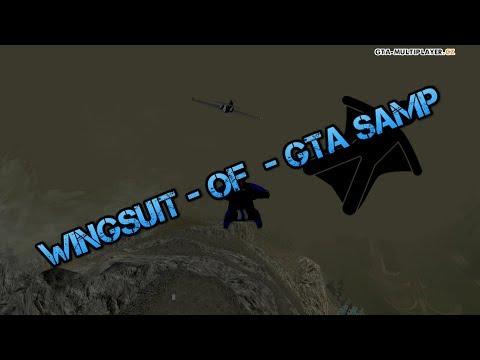 wingsuitïng of gta SAMP
