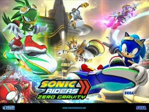 Sonic Riders Zero Gravity Main Theme (Full) : Un-Gravitify