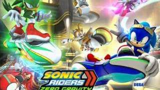 Sonic Riders Zero Gravity Main Theme (Full) : Un-Gravitify