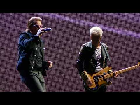 "U2 ""Where The Streets Have No Name"" (4K, Live) / Kansas City / September 12th, 2017"