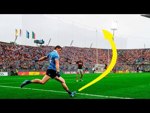 Rare Points We See in Gaelic Football HD