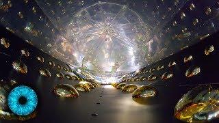 Wie viel wiegen Neutrinos?: KATRIN-Experiment wiegt Geisterteilchen - Clixoom Science & Fiction