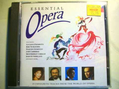 C ESSENTIAL OPERA , CD