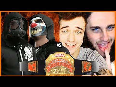 Ssundee & Crainer vs. ??? | N60 Tag Team Titles | WWE 2K17 | N60 Mania 2
