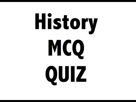 Expected History MCQ questions for SSC CGL, CHSL ,UPSC,IAS,PSC,CLAT,CDS,NDA,Railways