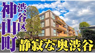 【神山町】通称奥渋。渋谷駅徒歩圏内の高級住宅街、神山町をご紹介。