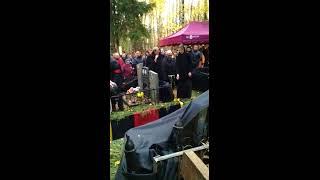 Актера Дмитрия Марьянова похоронили на Химкинском кладбище