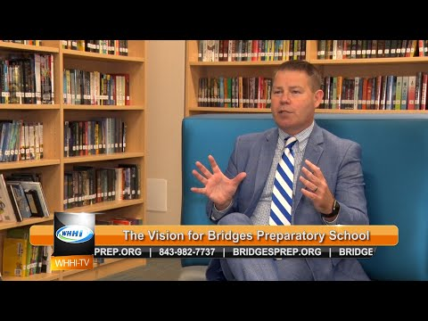 843TV | Gary McCulloch: The Vision for Bridges Preparatory School | November 2020 | WHHITV