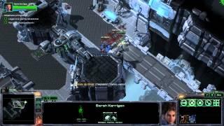 Starcraft 2 Heart of Swarm HD Historia Parte 1/9 - Español (España)