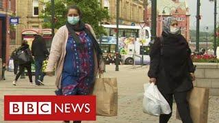 New lockdown for northern England as coronavirus cases surge - BBC News
