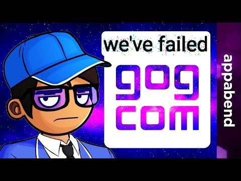 GOG, I Am Disappoint