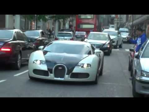 World S Best Super Cars In London With Best Accelerations