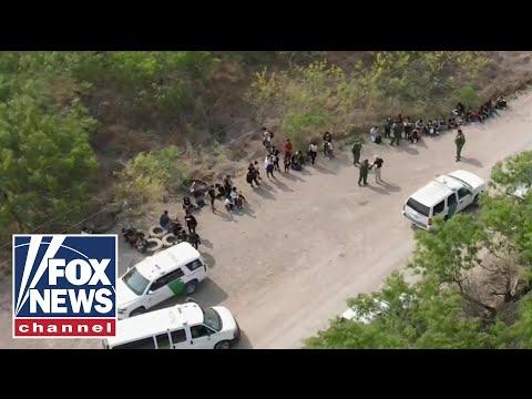 Texas Mayor Declares Disaster As Covid Positive Migrants Surge Into City