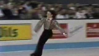 Michael Slipchuk 1991 Worlds FS