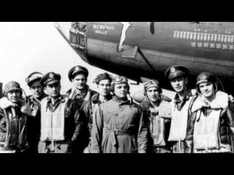 In The Mood  Glenn Miller Classic 1940  A Tribute To My Father A WW2 Veteranwmv