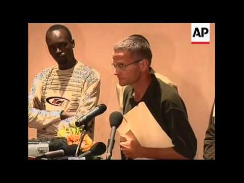 Pulitzer Prize-winning US journalist released from a Sudanese prison
