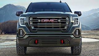 2019 GMC Sierra AT4 – Ford Raptor's Challenger?