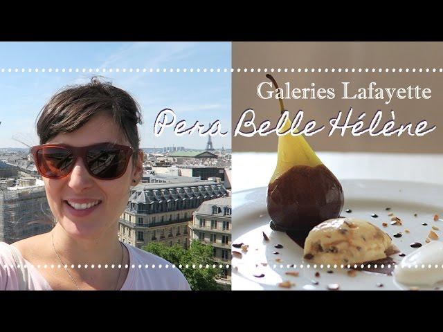 PERA BELLE HÉLÈNE + Galeries Lafayette e arredores
