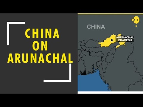 China's People's Daily Mail admits Arunachal Pradesh as part of India