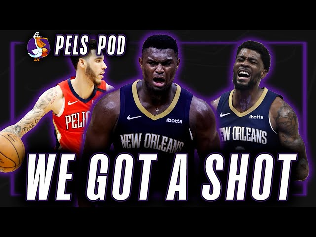 So you're saying there's a chance | Pels Pod