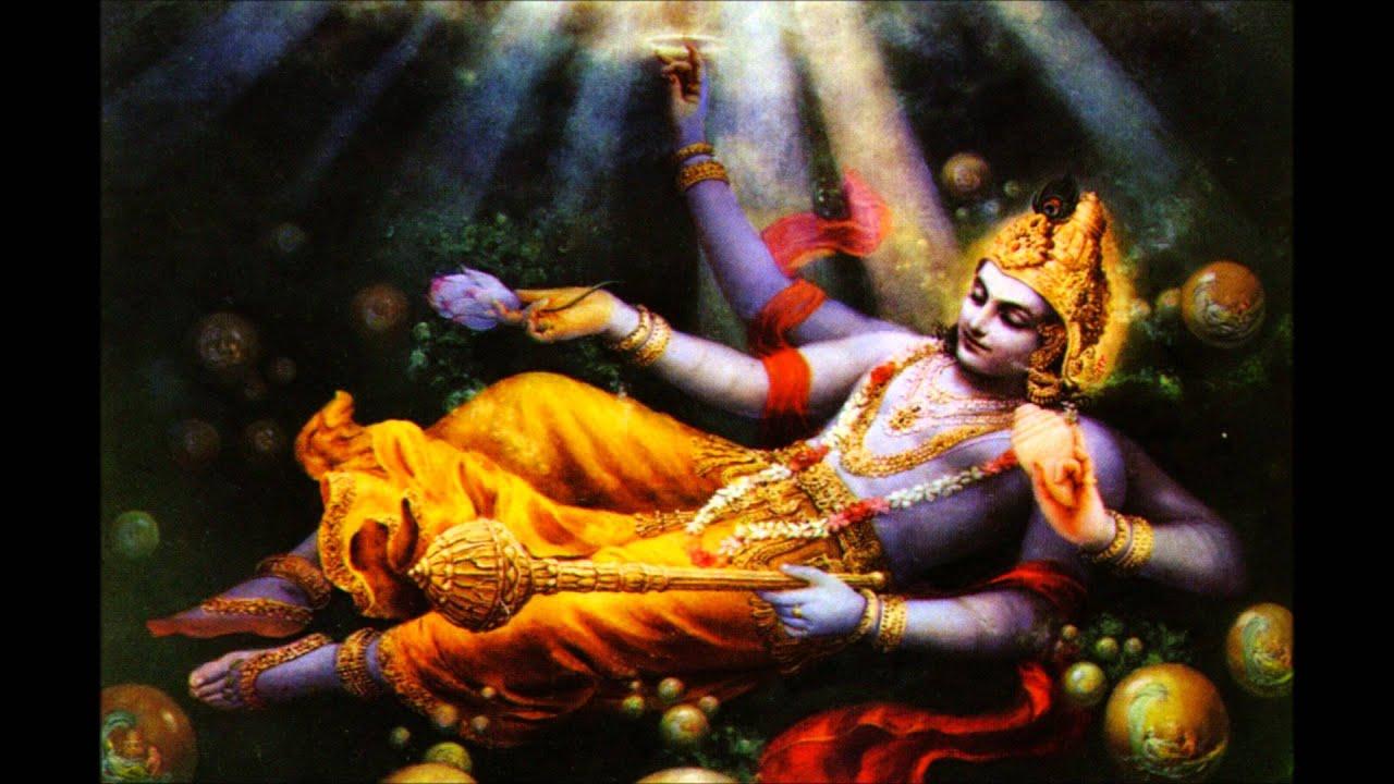 3d Wallpaper Of Sri Krishna Om Namo Narayanaya 108 Repetitions Youtube