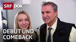Comedy-Duo Rindlisbacher – Wenn Vater und Tochter zusammen Comedy machen | Reportage | SRF DOK