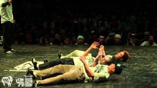 Keep On Dancing ASIA CUP RECAP | YAK FILMS | Beijing Bboy Popping Hiphop Locking Battles
