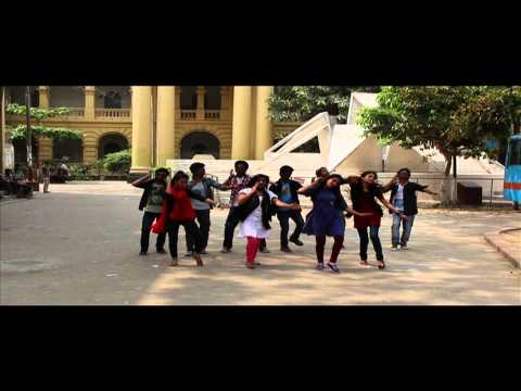 ICC T20 2014 Flash Mob by Jagannath University Sociology Dept. HDV