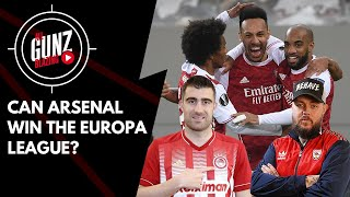Can Arsenal Win The Europa League? | All Gunz Blazing Podcast Ft. DT