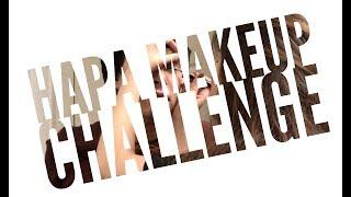 Hapa Supremacy Does the Makeup Challenge!