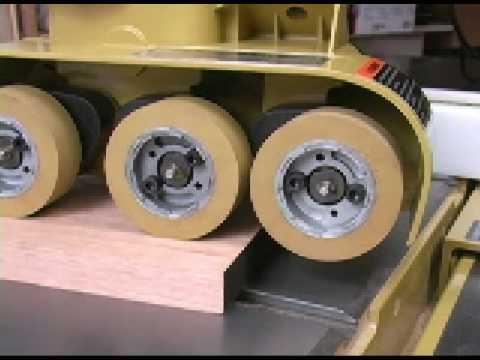 Powermatic PF3-JR 3-Wheel Power Feeder