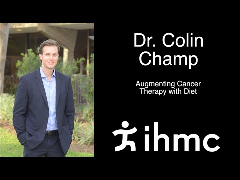 Colin Champ: Augmenting Cancer Therapy with Diet