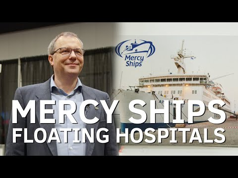 Hospital Ships & Volunteers Doctors Provide Free Medical Care To Poor And Developing Countries