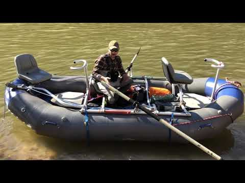 NRS Raft Review! | Aire Tributary 13ft | Guide Series Gear Review