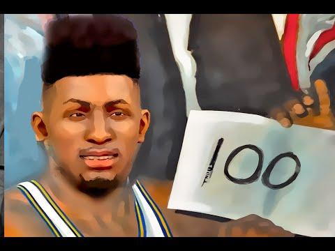 NBA 2k15 MyCareer | Breaking Wilt Chamberlain 100 Point Record