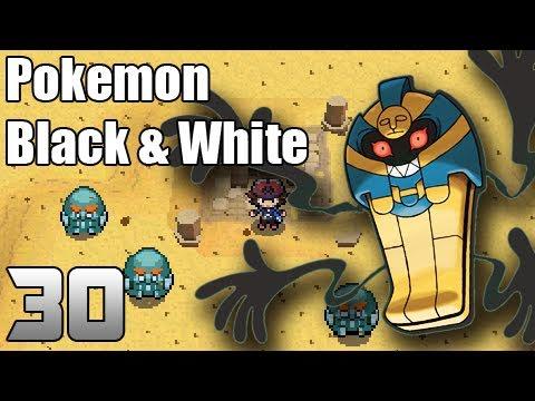 Pokémon Black & White - Episode 30   Relic Castle!