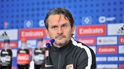 16/17 // Interviews & PK // FCA verliert beim HSV