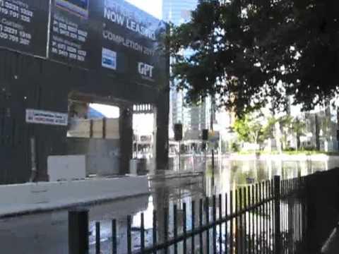 Brisbane CBD, Riverside, Botanic Gardens, South Bank, Milton - 2011-01-13 (Part 1 of 5)