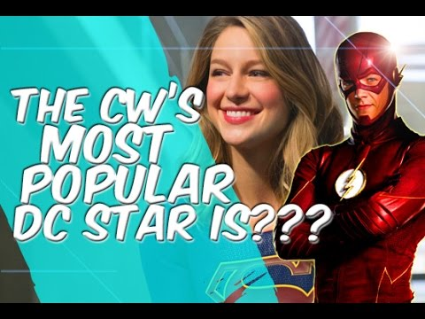 Who Is The CW's Most POPULAR DC Star??? - Lets Talk! #Supergirl #TheFlash #Arrow #Legends