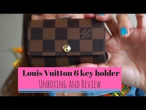 🌺 6 Key Holder Louis Vuitton Review | Edited| Maureen Scott🌺