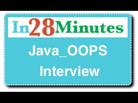 OOPS Interview Questions and Answers