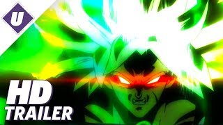Dragon Ball Super: Broly - Official Comic-Con Trailer (Japanese) | SDCC 2018