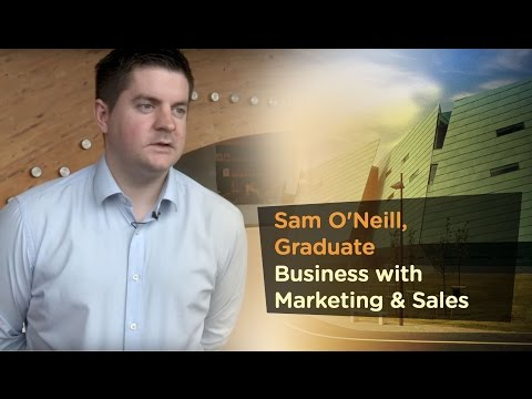 Marketing and Sales GA184 - Galway Mayo Institute of Technology - GMIT